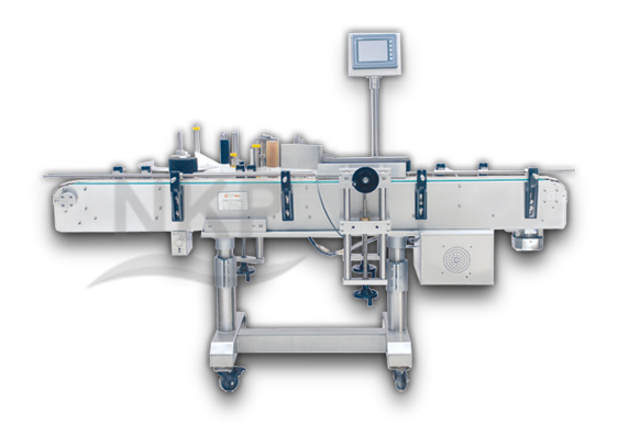 N.K.P. Pharma is a Leading Mnufacturer of Automatic Self Adhesive Vertical Labelling Machine.