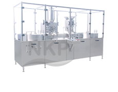 N.K.P. Pharma offers Powder Filling Machines.